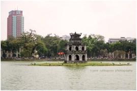 Hanoi, Vietnam by Jane Ruttkayova